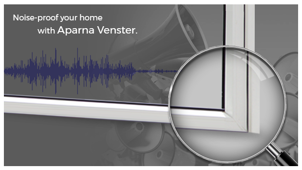 Get the best sound insulation with Venster windows