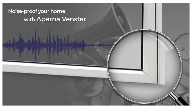 Get the best sound insulation with Venster windows