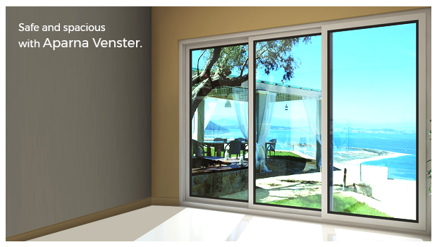 Make your home more safe and spacious with Venster Windows and Doors