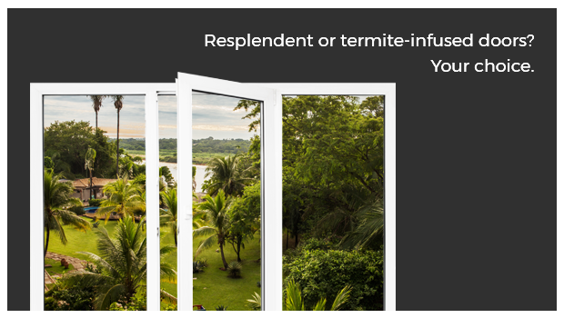Wooden or uPVC doors: Which one should you install in your home?