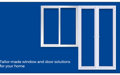Tailor-made upvc windows and doors solutions for your home