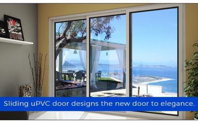 An in-depth look at your new sliding door designs