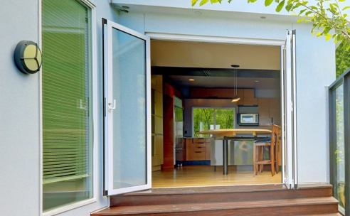 uPVC Casement Doors Features