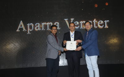 Aparna Venster recognised as the Most Trusted Brand by White Page International