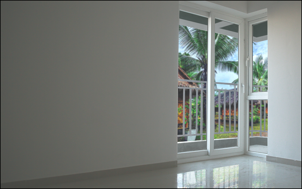 Customization in uPVC Windows and Doors