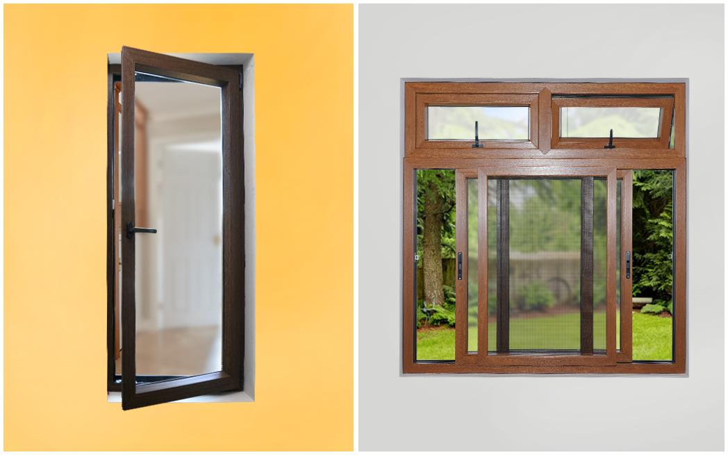 Casement windows vs sliding windows