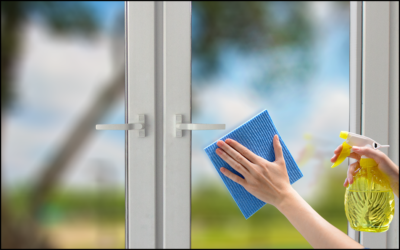 3 things you should do to maintain your uPVC windows and doors
