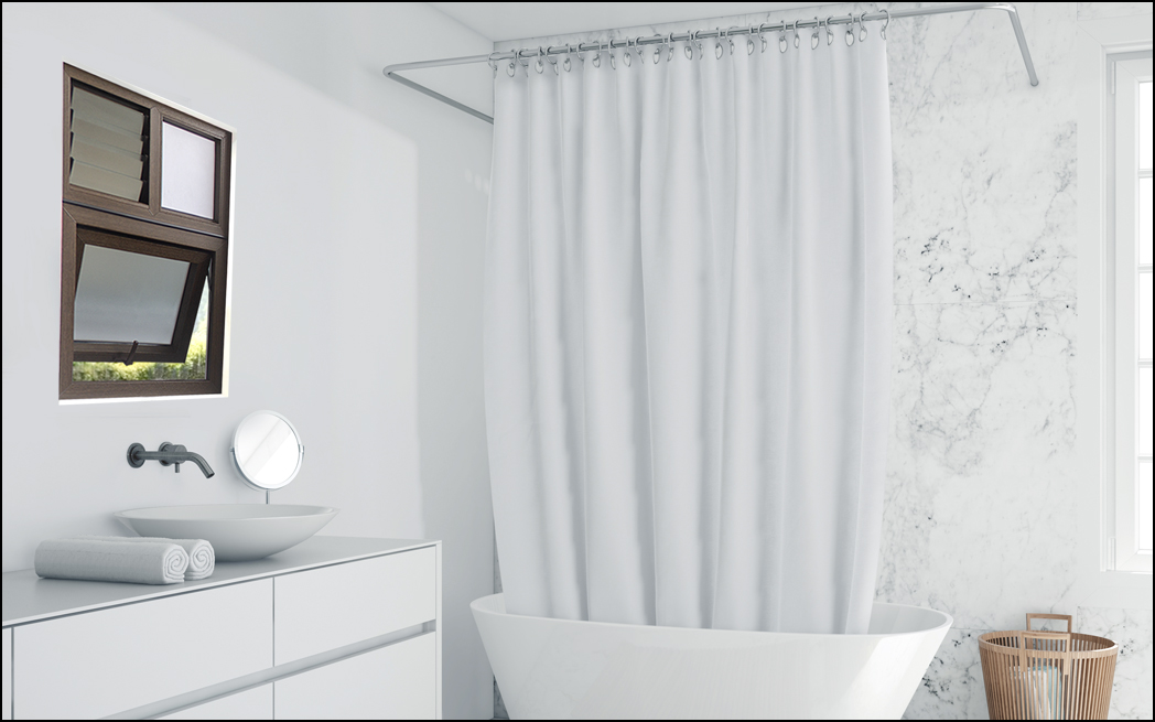 Why uPVC bathroom ventilators are the right mix of style and function