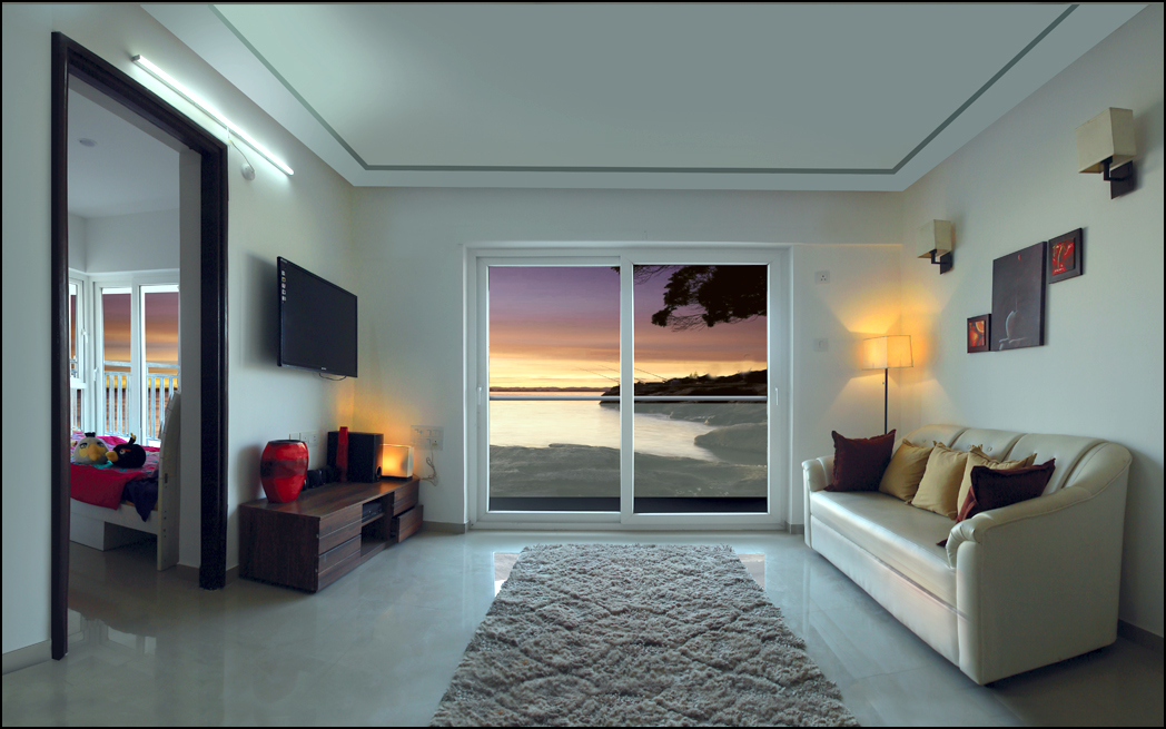 Step by step process followed by Aparna Venster for installing uPVC doors and windows