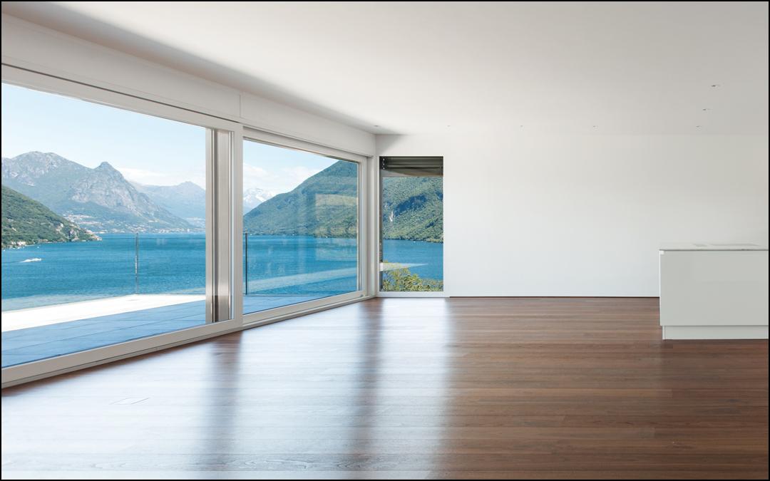 Aparna Venster uPVC Doors Make Interior Look More Spacious